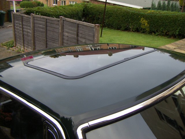 Sunroofs on MGB GT