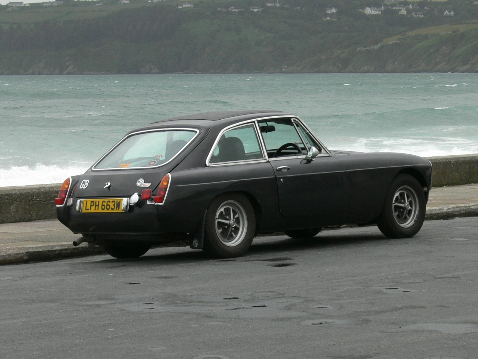 MGB Wheels and Tyres
