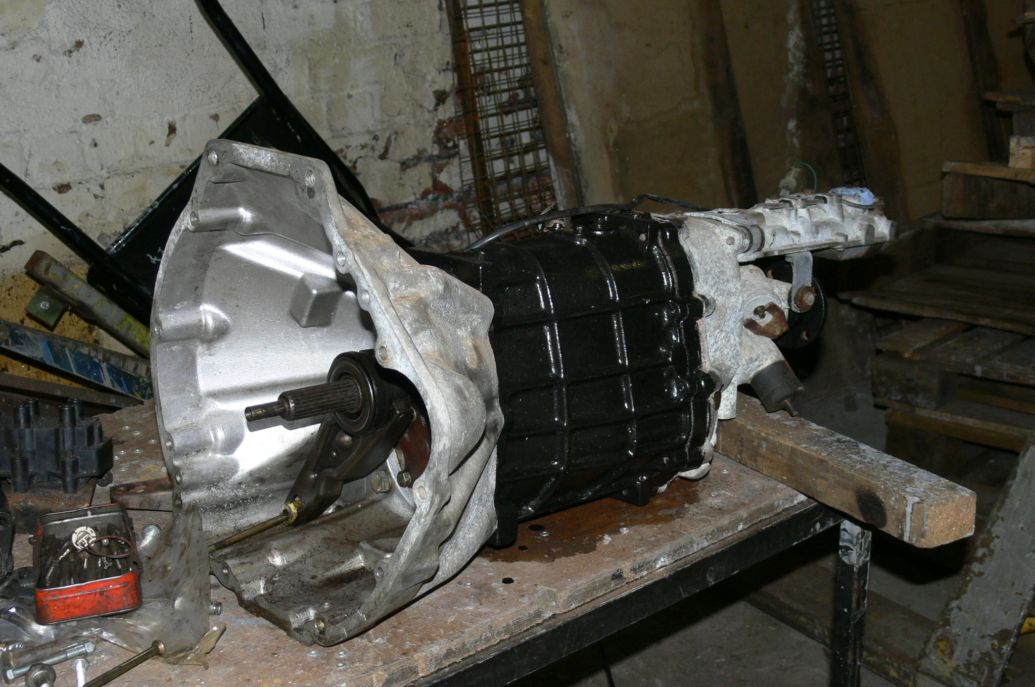 MGB Gearboxes