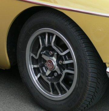 MGB Alternative Wheel Rims