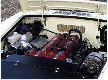 Alternative make engines