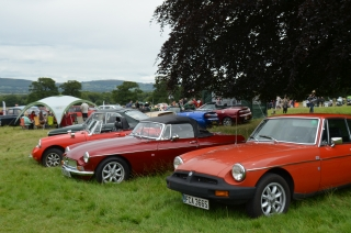 Classic Car Breakfast Meeting