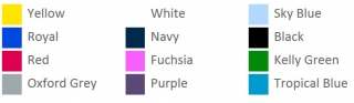 Kariban colours